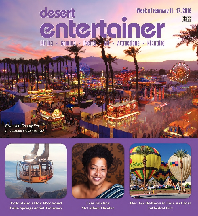 February 11, 2016 Desert Entertainer