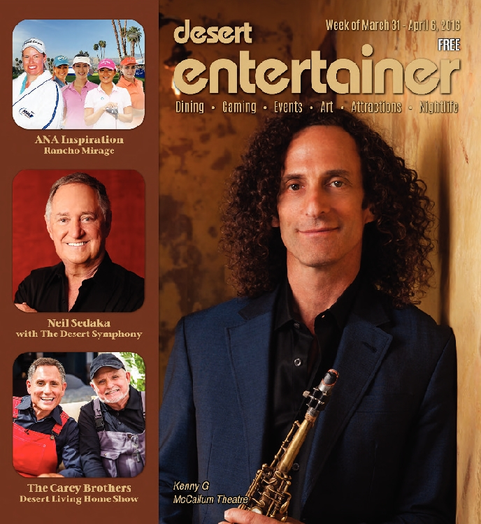 March 31, 2016 Desert Entertainer