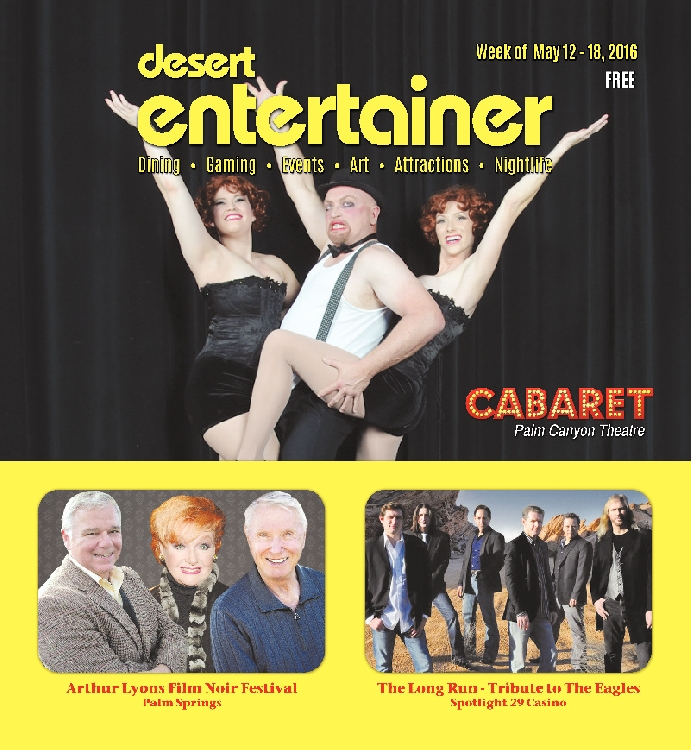 May 12, 2016 Desert Entertainer