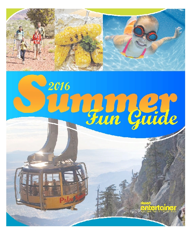 2016 Summer Fun Guide