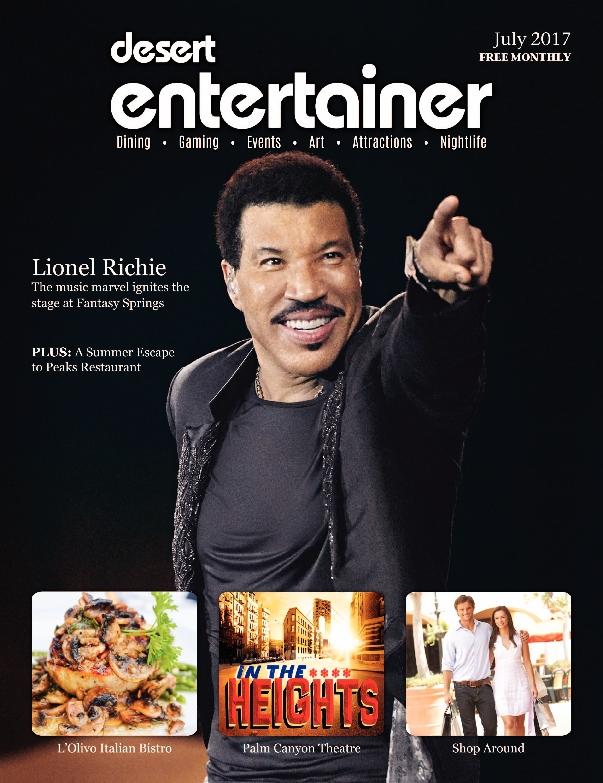 July 2017: Desert Entertainer