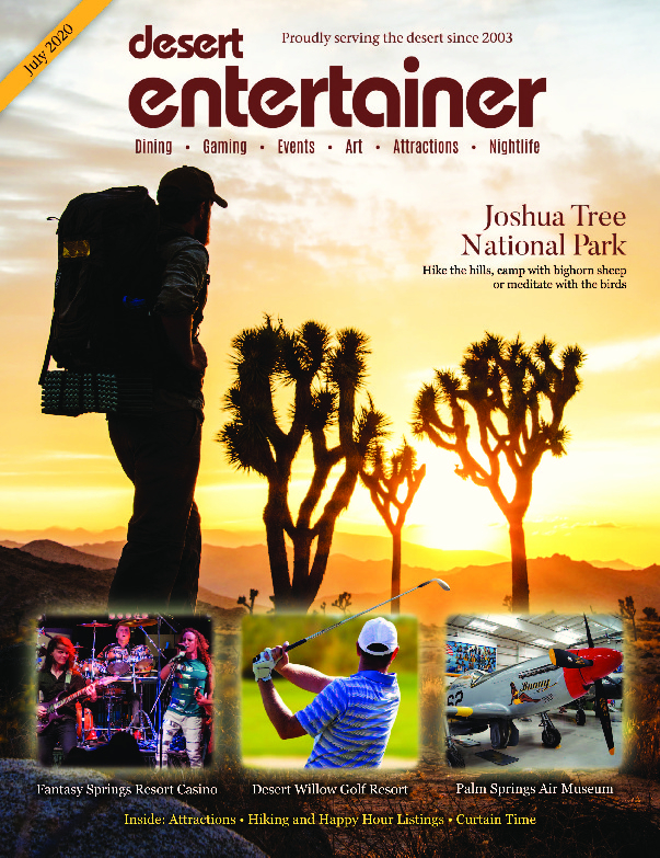 Desert Entertainer July 2020